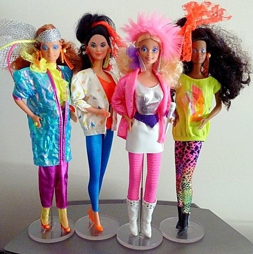 6 15 10 Barbie Toys That All 80s Girls Should Remember