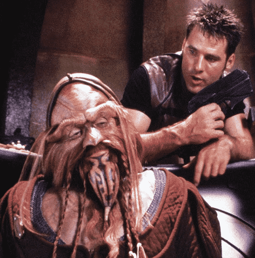 6German 12 Things You Probably Never Knew About Farscape