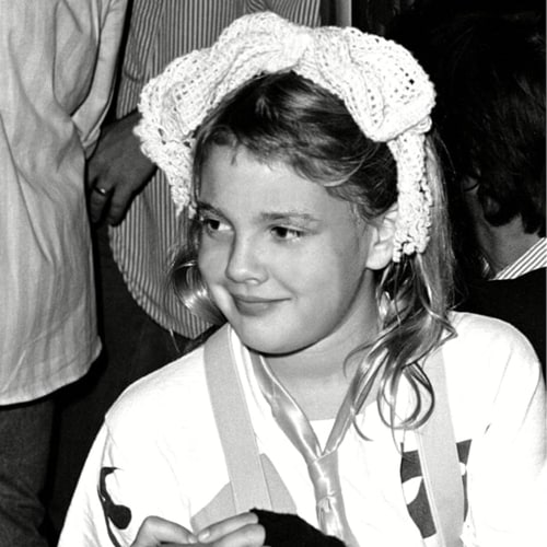 7 20 Things You Might Not Have Realised About Drew Barrymore