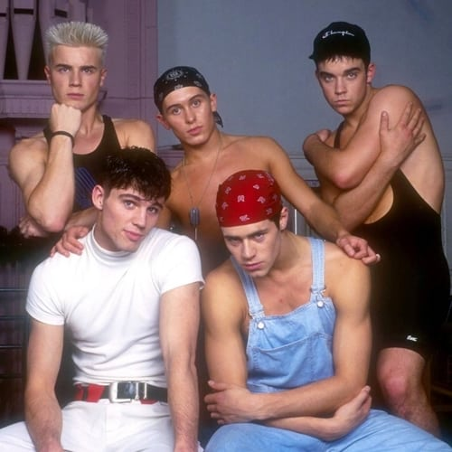 9 33 10 Things You Might Not Have Realised About Take That