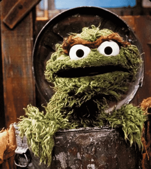 9Grouch 10 Things You Probably Didn't Know About Sesame Street