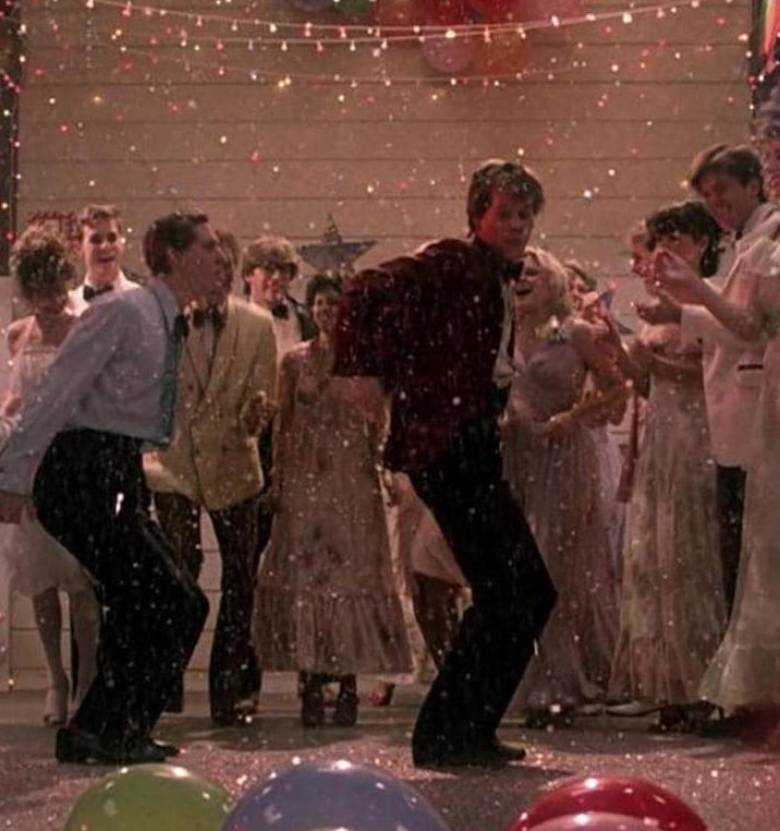 Footloose 1984 movie Kevin Bacon nearly wasn't cast in film e1583330534257 Kick Off Your Sunday Shoes With 20 Facts About Footloose