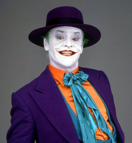 Jack Nicholson As The Joker 20 Actors Who Very Nearly Played Iconic Superheroes