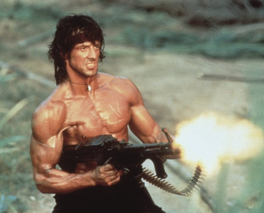 Rambo First Blood Part 2 1985 Sylvester Stallone e1626354282296 20 Things You Might Not Have Realised About The Terminator