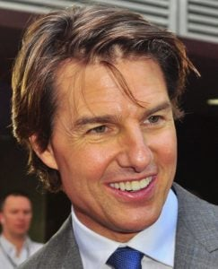 Tom Cruise in London 2015 cropped 20 Actors Who Very Nearly Played Iconic Superheroes