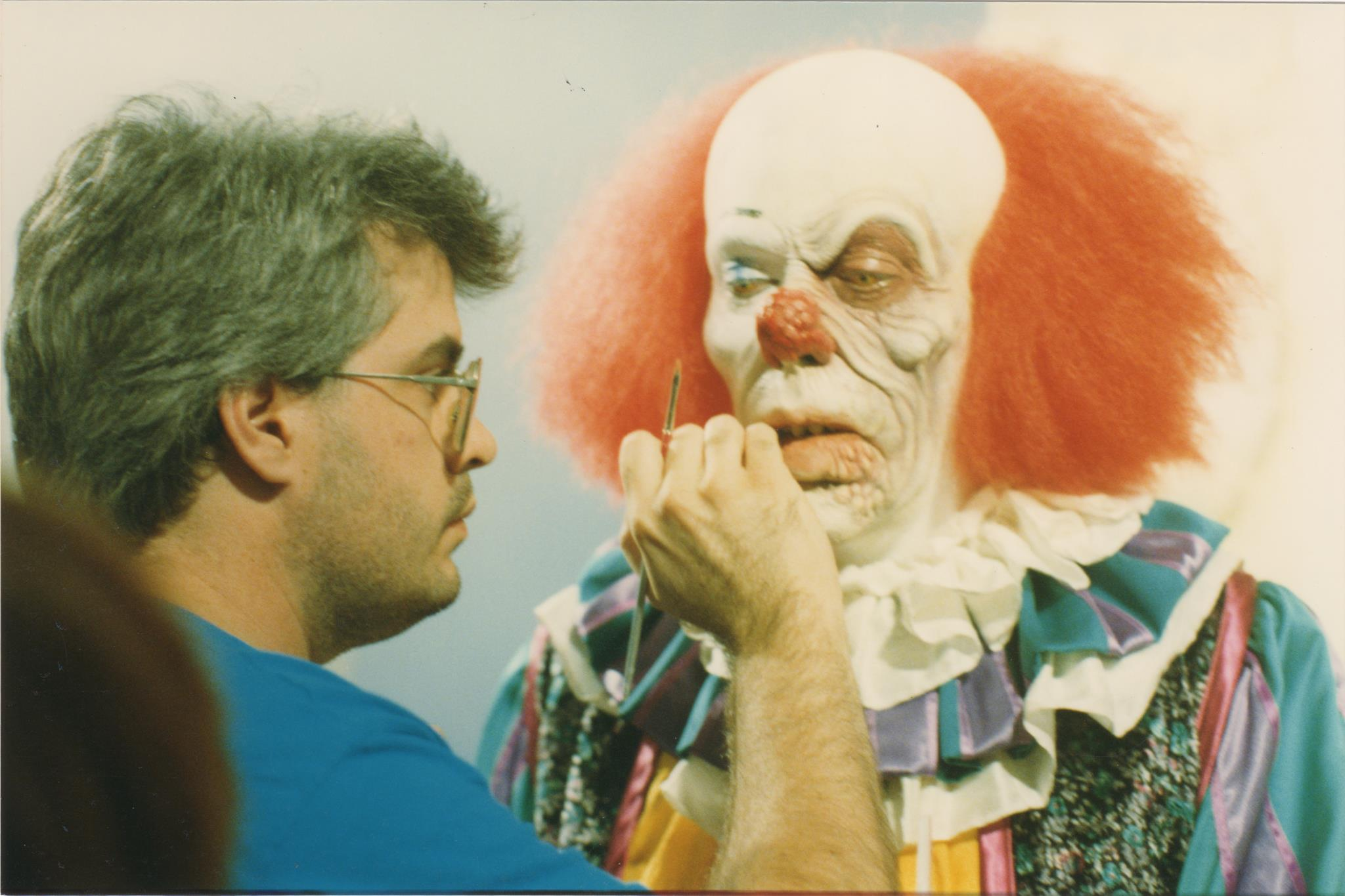 bart mixon pennywise 40 Facts You Probably Didn't Know About Tim Curry