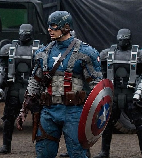 captain america movie 20 Actors Who Very Nearly Played Iconic Superheroes