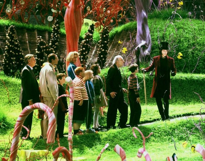 charlie and the chocolate factory image warner bros e1622561391452 28 Things You Probably Never Knew About Willy Wonka And The Chocolate Factory
