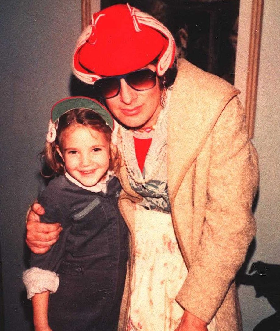 drew barrymore child getty e1584518747972 20 Things You Might Not Have Realised About Drew Barrymore