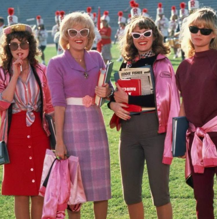 grease2 e1584449110823 20 Things You Might Not Have Realised About Drew Barrymore