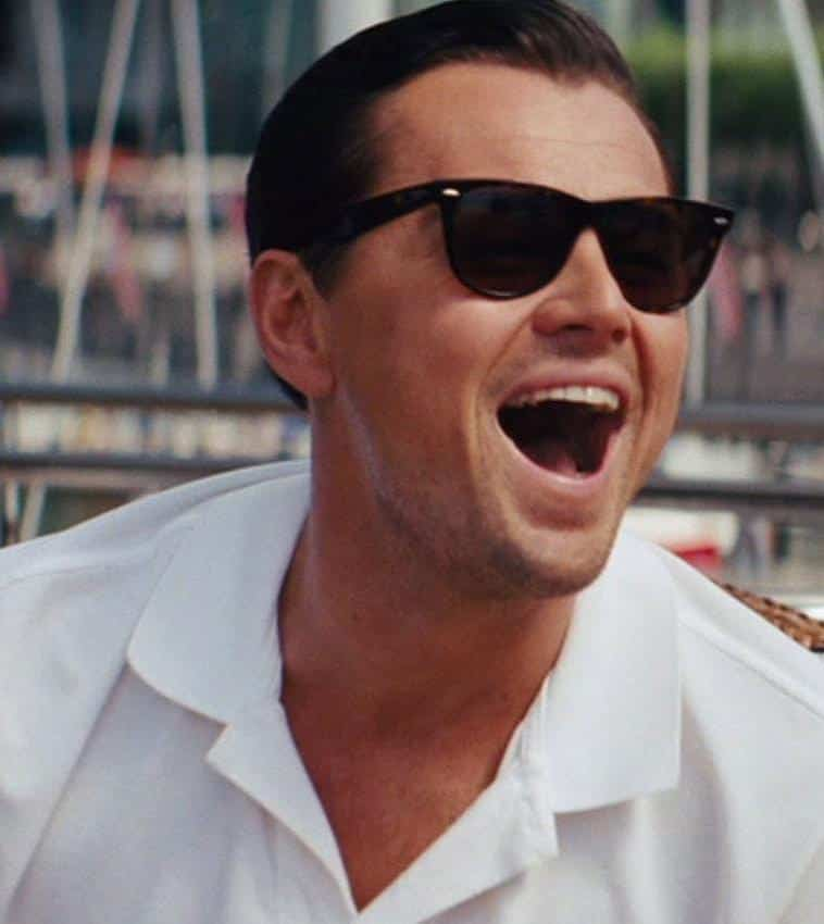 leonardo dicaprio the wolf of wall street paramount pictures 040416 24 Things You Didn't Know About Robert De Niro