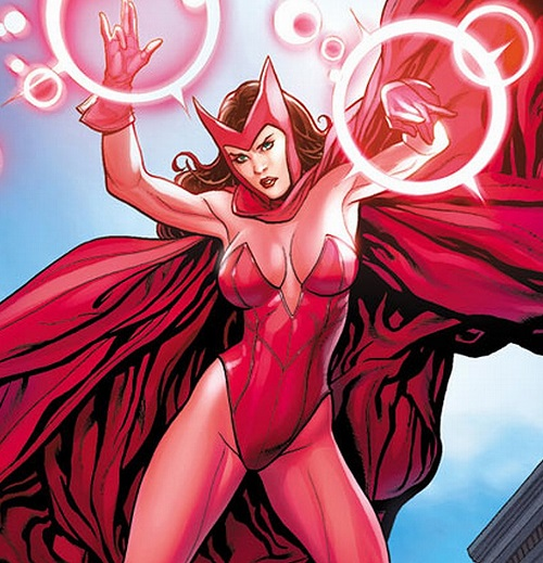 marvel comics scarlet witch wandavision 20 Actors Who Very Nearly Played Iconic Superheroes