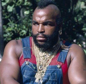 mr t e1597832265707 20 Hilariously Wonderful Photos Of 80s Male TV Stars
