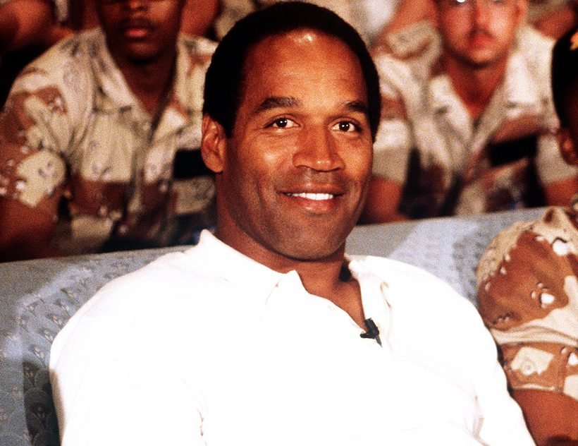 nbc sports commentator and former professional football player o j simpson e1a6e7 1600 e1626353614765 20 Things You Might Not Have Realised About The Terminator