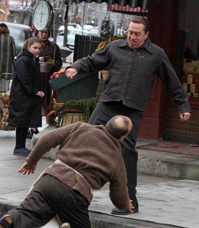 robert de niro fight scene 04 24 Things You Didn't Know About Robert De Niro