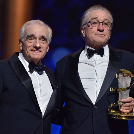 robert de niro martin scorsese 24 Things You Didn't Know About Robert De Niro