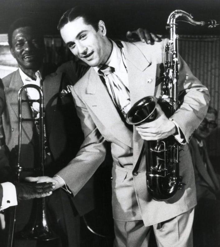 robert de niro saxophone 1440217971 24 Things You Didn't Know About Robert De Niro