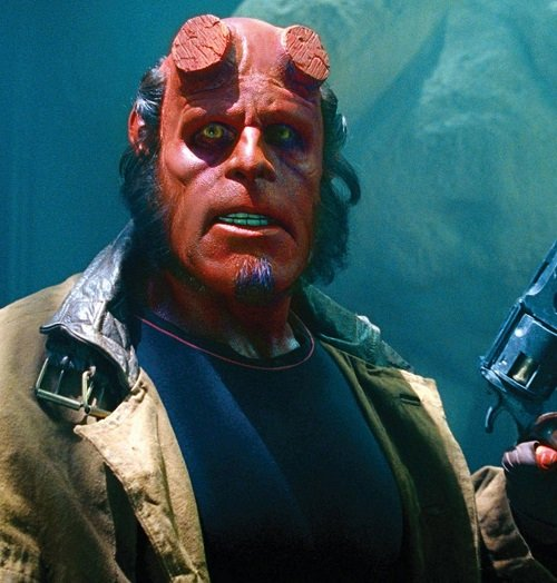 ron perlman e1555039511334 20 Actors Who Very Nearly Played Iconic Superheroes