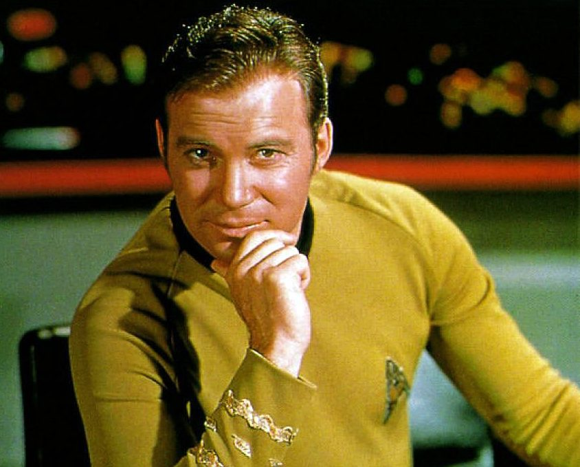 star trek capt kirk 0 e1616408177675 21 Facts You Probably Never Knew About William Shatner
