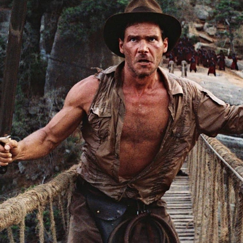 temple of doom 20 Things You Didn't Know About Indiana Jones and the Last Crusade