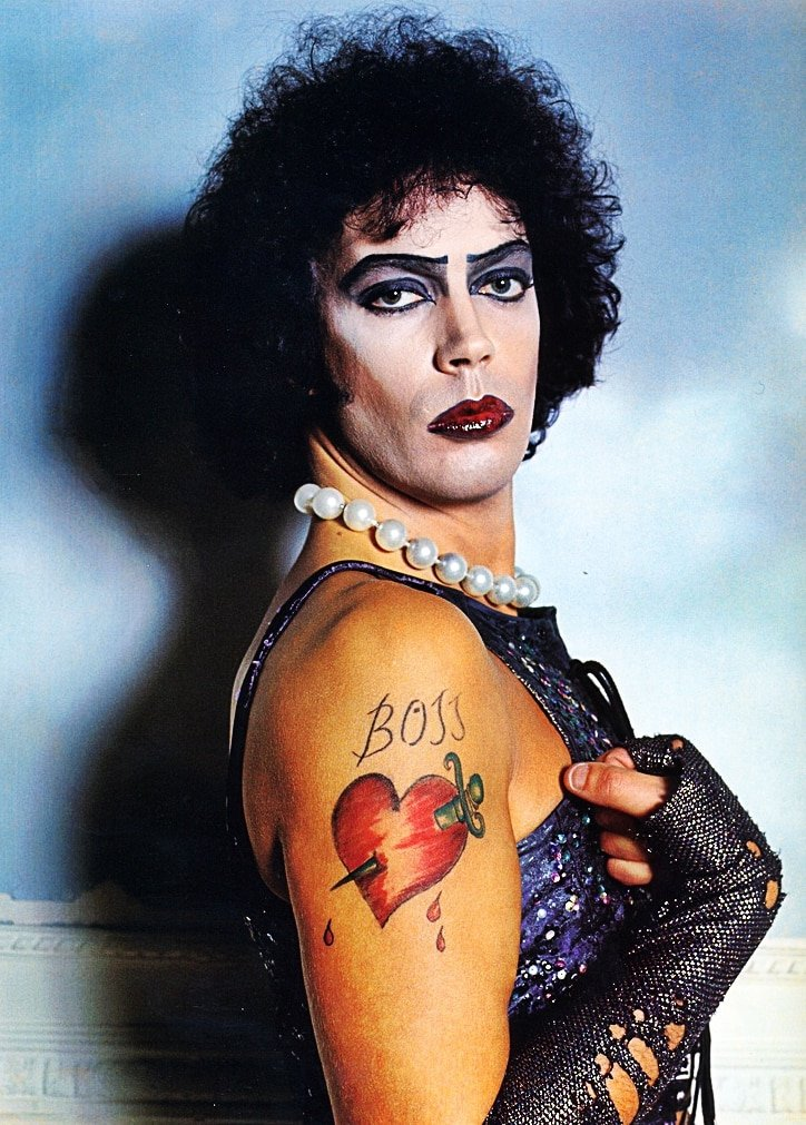 tim curry 20 40 Facts You Probably Didn't Know About Tim Curry