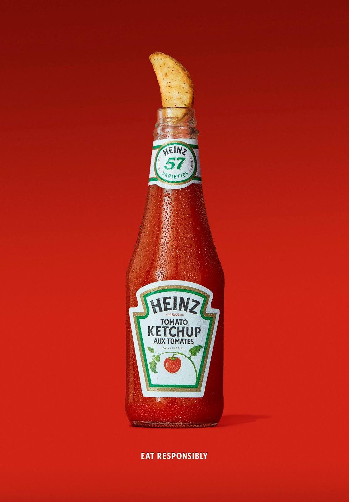 tom3 Heinz Repositions Labels On Ketchup Bottles For Genius Reason!