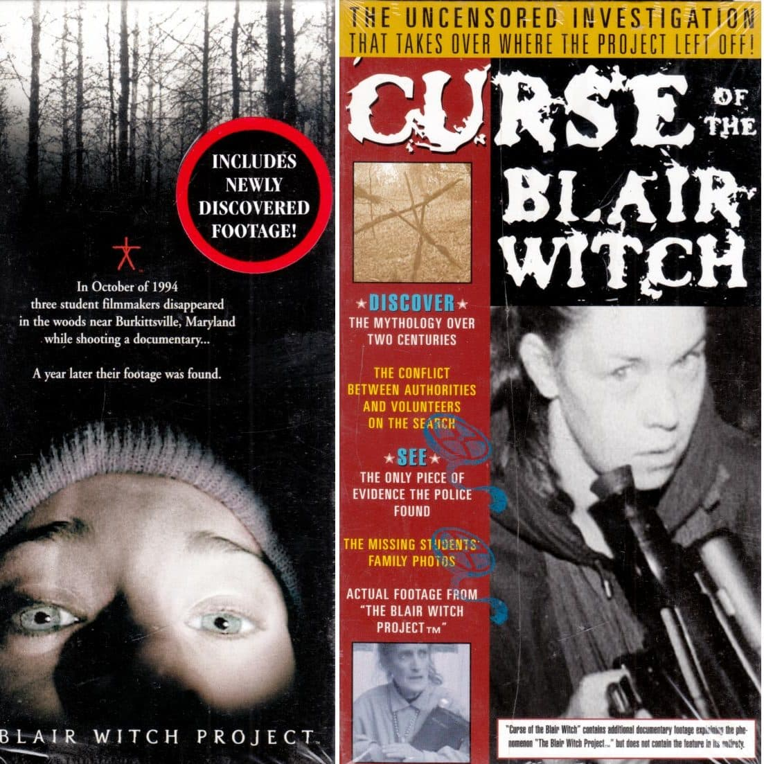037261 e1571997599572 The Blair Witch Project: 20 Behind-The-Scenes Nuggets That Made It The Most Successful Film Ever
