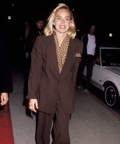 1 2 5 e1571735594718 20 Things You Probably Didn't Know About Sharon Stone