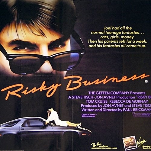 10 29 10 Things You Never Knew About Risky Business