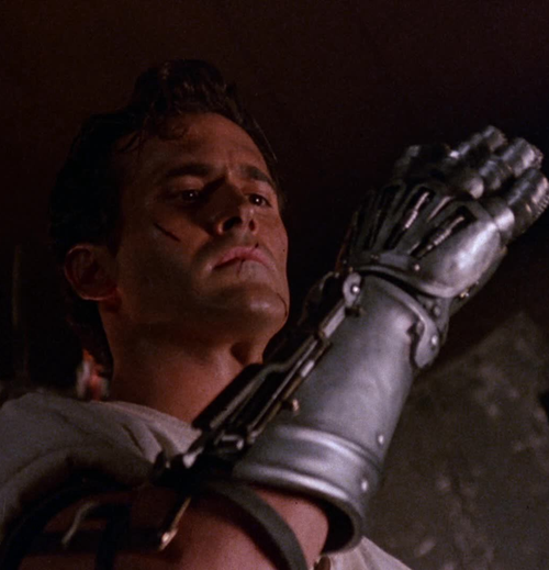 10Cut Bruce Campbell's Plastic Surgery and 19 Other Things You Didn't Know About Army of Darkness