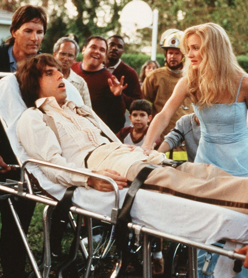 10Stretcher 20 Facts You Probably Didn't Know About There's Something About Mary!
