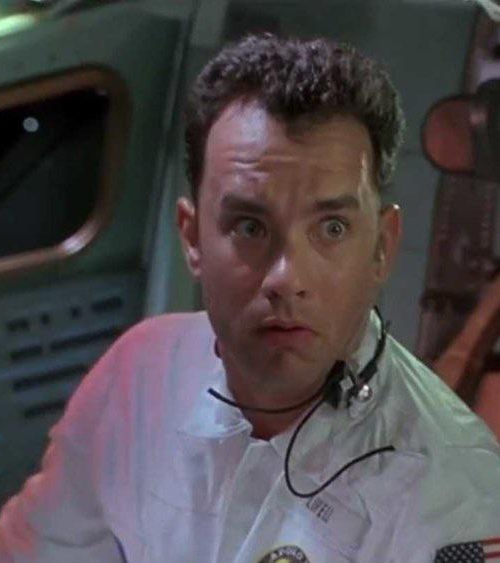 1Hanks Riding The 'Vomit Comet': How Apollo 13 Was Made
