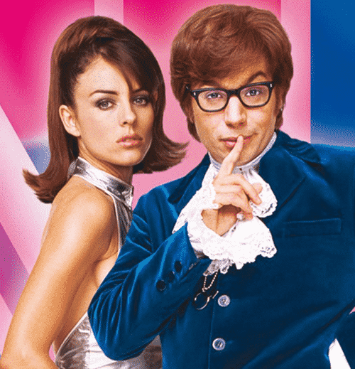1Inspiration 20 Groovy Truths You Probably Never Realized About Austin Powers: International Man Of Mystery!