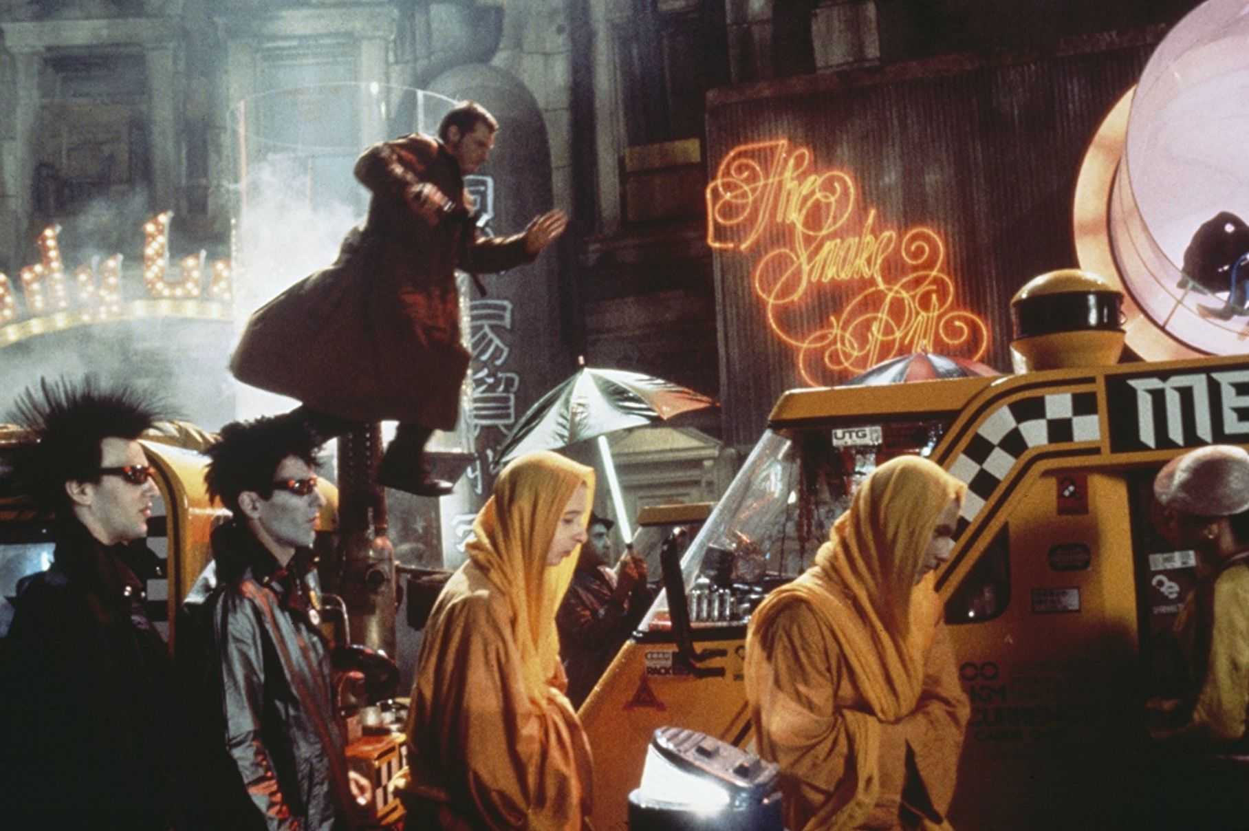 1a 20 Facts You People Wouldn't Believe About 1982's Blade Runner