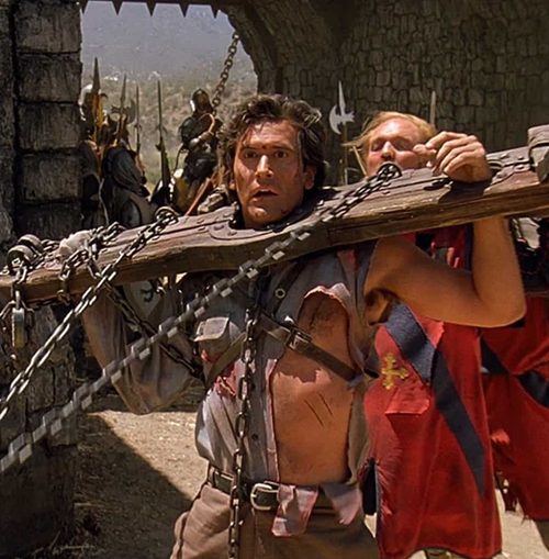 2Title Bruce Campbell's Plastic Surgery and 19 Other Things You Didn't Know About Army of Darkness