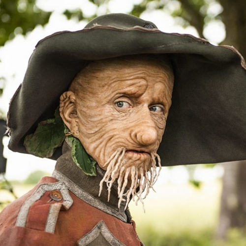 3 19 Peter Jackson Did The Special Effects, And 19 Other Facts About Worzel Gummidge