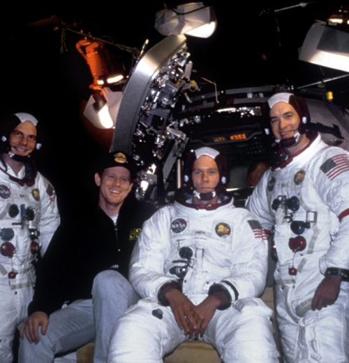 4Howard Riding The 'Vomit Comet': How Apollo 13 Was Made
