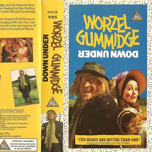 5 21 Peter Jackson Did The Special Effects, And 19 Other Facts About Worzel Gummidge