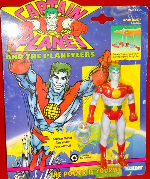 5 10 Environmentally Friendly Facts About Captain Planet And The Planeteers!