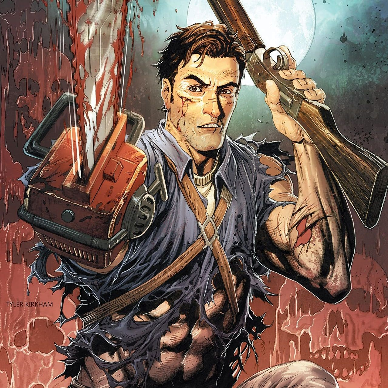534558. SX1280 QL80 TTD e1571844072466 Bruce Campbell's Plastic Surgery and 19 Other Things You Didn't Know About Army of Darkness