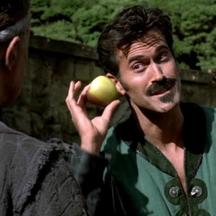 53d90eee12879fd57831a0cfa2640e8c e1571906473834 Bruce Campbell's Plastic Surgery and 19 Other Things You Didn't Know About Army of Darkness