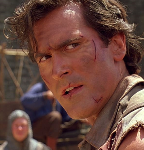 5Unhappy Bruce Campbell's Plastic Surgery and 19 Other Things You Didn't Know About Army of Darkness