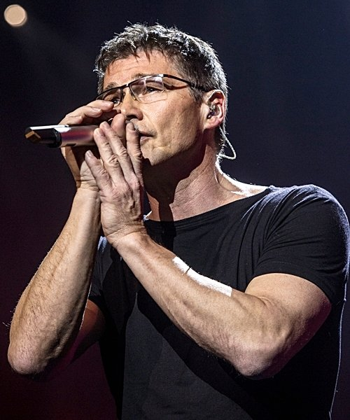 6 3 Remember Morten Harket From A-ha? Here's What He Looks Like Now!