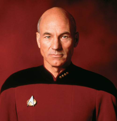 6Picard The Untold Truth About Patrick Stewart