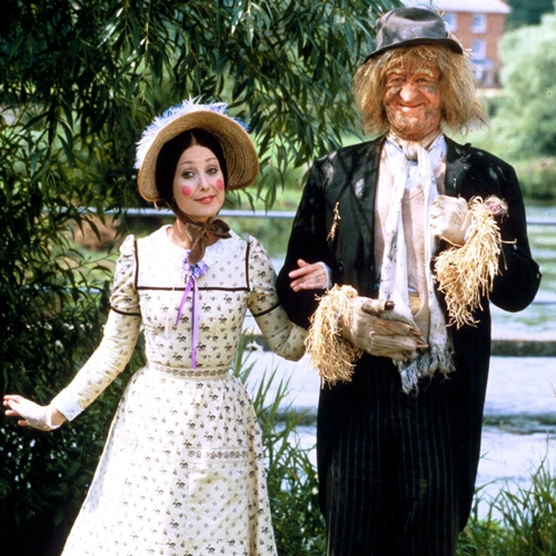 8 16 Peter Jackson Did The Special Effects, And 19 Other Facts About Worzel Gummidge