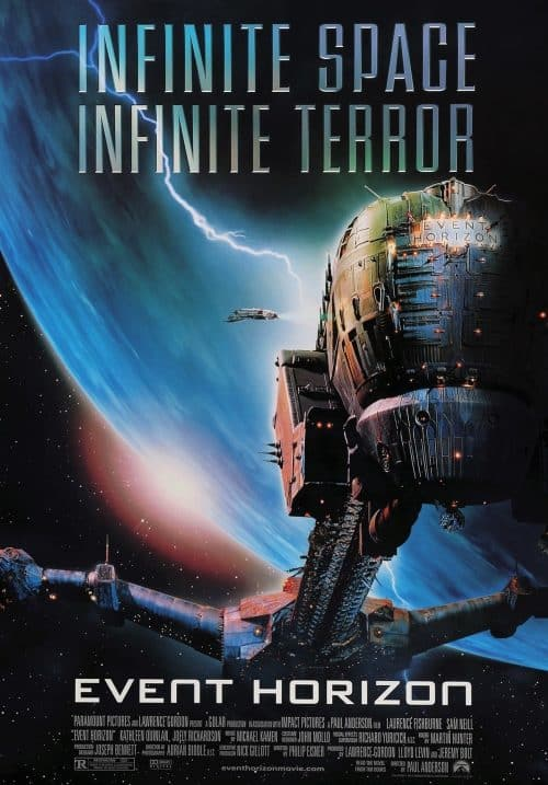 8 3 7 e1572534333334 Event Horizon: 20 Things You Never Knew About THE Cult Sci-Fi Horror