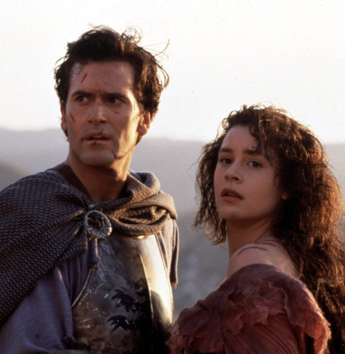 8Embeth Bruce Campbell's Plastic Surgery and 19 Other Things You Didn't Know About Army of Darkness