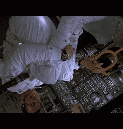 8Weightless Riding The 'Vomit Comet': How Apollo 13 Was Made