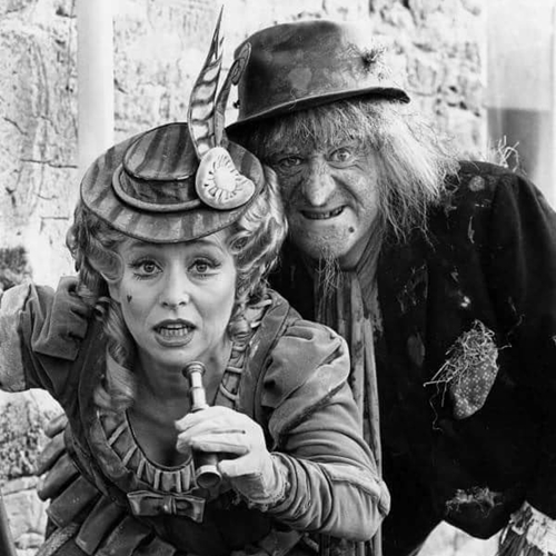 9 17 Peter Jackson Did The Special Effects, And 19 Other Facts About Worzel Gummidge