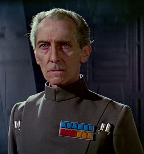 9Tarkin 12 Facts You Probably Never Knew About Sir Christopher Lee!